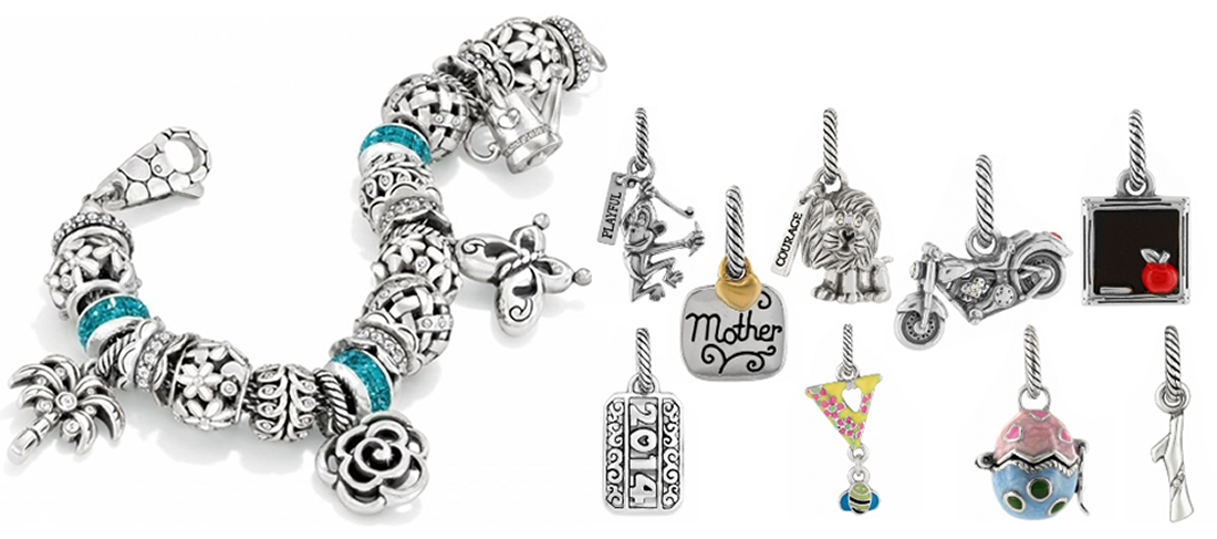 Brighton beads and charms brighton charms identify your personality